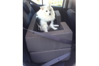Magnetic Dog Car Seat Large