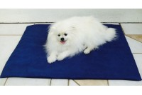 Magnetic Pet Pad with Suede Cover
