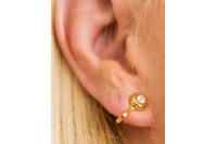 Acupressure Diamonte 2pce Magnetic Clips