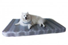 Magnetic Pet Bed 10cm - Faux Leather Lustrell