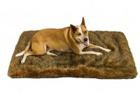 Magnetic Pet Blanket with Faux Fur Cover