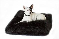Magnetic Pet Cushion - Faux Fur
